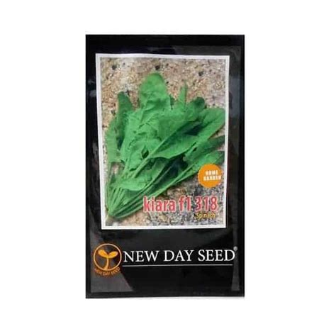 Bibit Samhong King F1 New Day Seed jual benih new day seed bayam horenso kiara f1 318 5