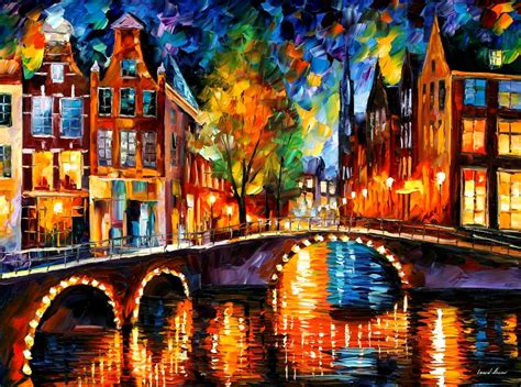 leonid afremov beautiful paintings fine art and you