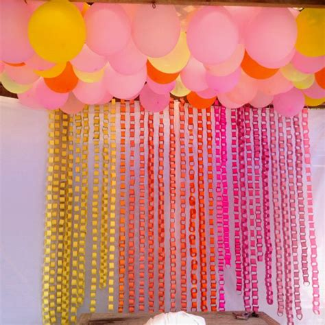how to do birthday decoration at home if you plan to a photo booth this could be
