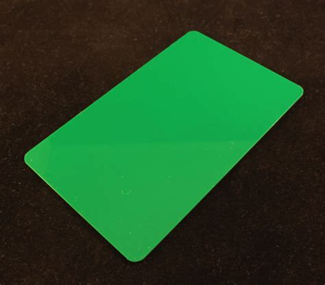 green colored green colored plastic sheet for customizing