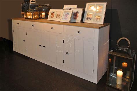 decoratie dressoir kast alice 240 eiken dressoir kast wit in verweerd eik