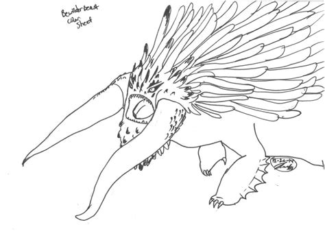 alpha dragon coloring page bewilderbeast color sheet by kissericfoxrocknroll on