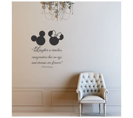 20 Darling Disney Wall Vinyl Quotes For The Nursery Or Disney Nursery Wall Decals