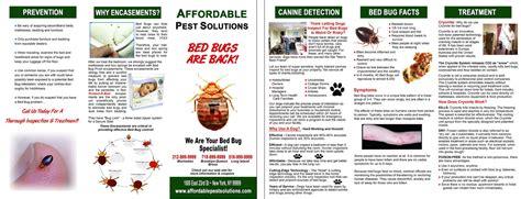 Pest Control Brochure Template The Hakkinen Pest Brochure Template