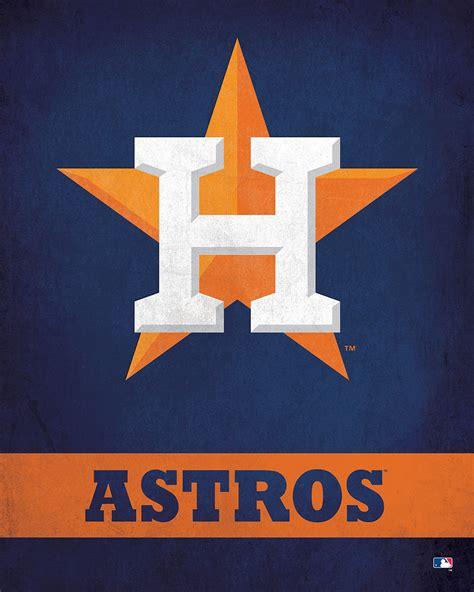 houston astros logo scoreart