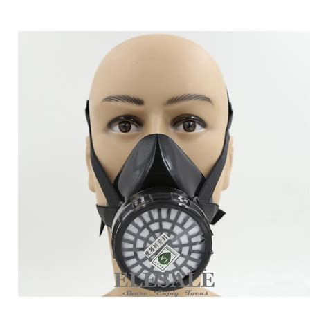 Masker Chemical new industrial dust gas mask respirator chemical gas