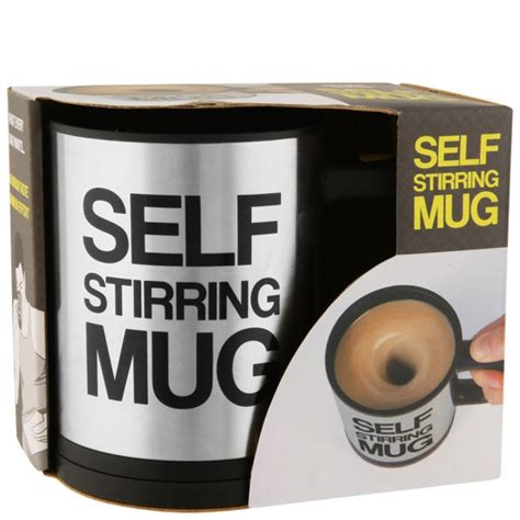 Self Mug Stirring self stirring mug wackydot