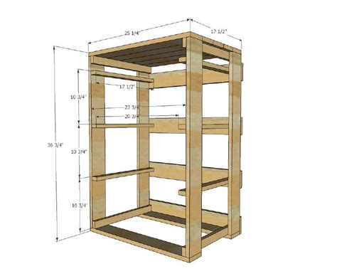 costruire un cassetto in legno i piani e le istruzioni per costruire un cassetto per il
