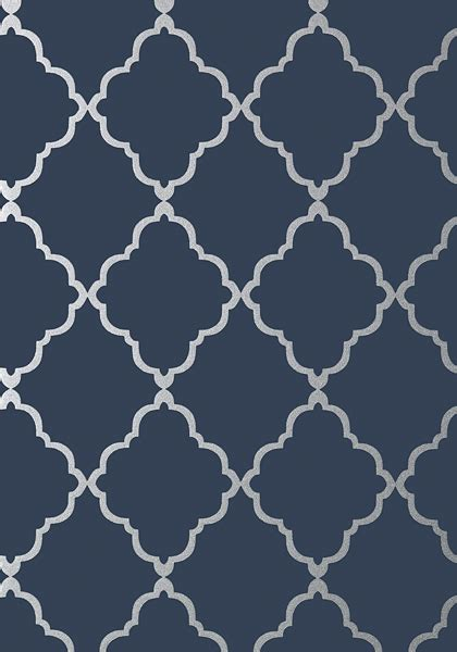 navy blue wallpaper uk anna french