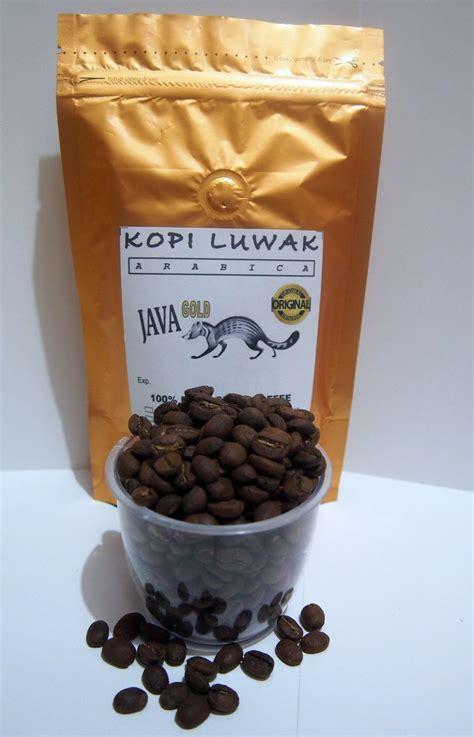 authentic kopi luwak java arabica authentic civet coffee roasted beans coffee coffee
