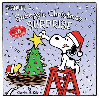 snoopys christmas surprise book  charles  schulz jason cooper vicki scott official