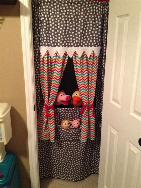 puppet theater curtain 17 best images about puppet curtains on pinterest
