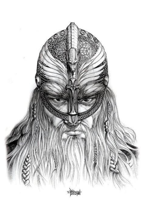 viking hairstyles symbols 39 best viking warrior tattoos sleeves images on pinterest