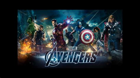 Gmail Themes Avengers | the avengers assemble theme tune youtube