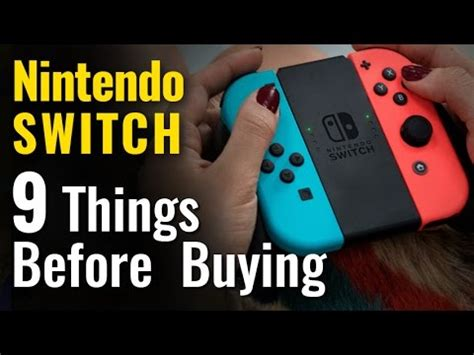 9 things you should before buying an xbox nintendo switch 9 things you should before buying