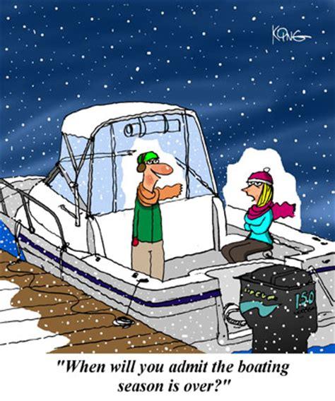 boat repair cartoon american boating association past cartoons