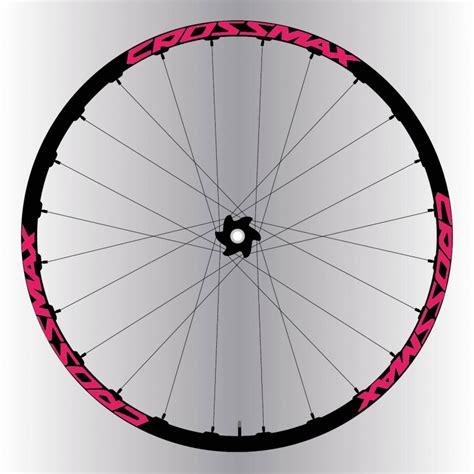 Fahrrad Aufkleber Drucken by Mavic Crossmax Mtb 27 5 Quot Kit3 Aufkleber F 252 R Fahrrad