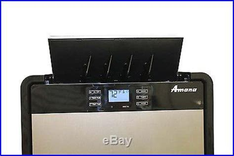 amana portable air conditioner window kit room air conditioners 187 amana
