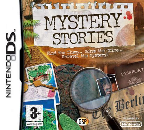 Stories Of Mystery mystery stories nintendo ds zavvi
