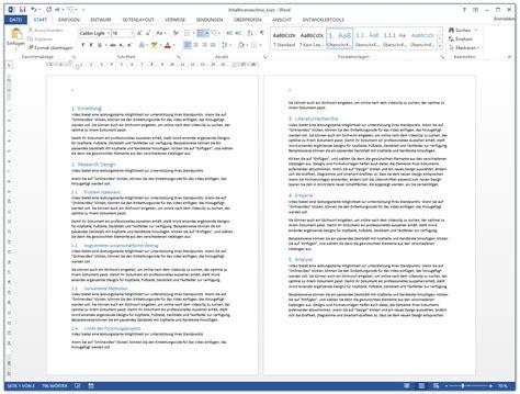 Word Vorlage Ordner Inhaltsverzeichnis Word Inhaltsverzeichnis Automatisch Erstellen Kurzanleitung