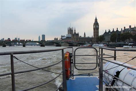 thames clipper river bus faire une croisi 232 re thames clippers avec une oystercard