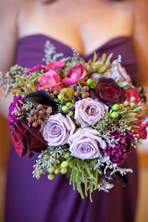 25 best ideas about fuschia wedding flowers on pink bouquet fuschia wedding and