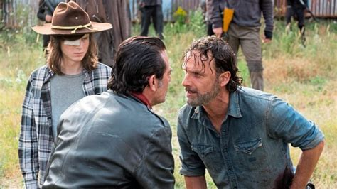 wann geht the walking dead staffel 5 weiter was passiert mit negan the walking dead staffel 8 wann