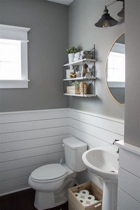 beautiful Very Small Half Bathroom Ideas #2: dfde7cb9dbd07bd8cec42aff898e5ffc.jpg