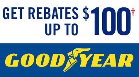 goodyear tire rebate goodyear mail in rebates tirehaus new and used tires