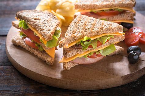 Tje Kemasan Kecil Sandwich Plastik Kemasan Roti Sandwich Dengan