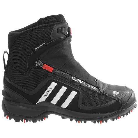 adidas winter boots mens adidas outdoor terrex conrax cp snow boots for