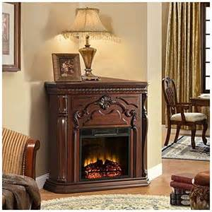 42 quot corner cherry electric fireplace at big lots i want