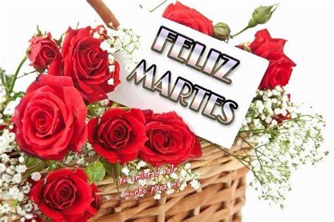 imágenes deseando un feliz martes fel 237 z y bendecido martes con lindas flores im 225 genes de