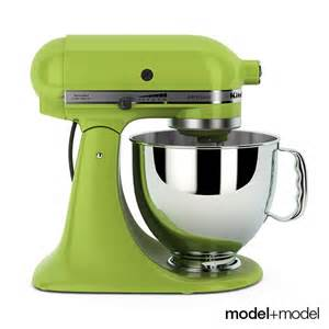 3d models stand mixer kitchenaid artisan 3docean