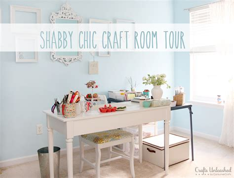 shabby chic craft rooms craft room tour s shabby chic creative space