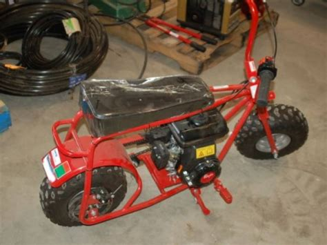 baja doodle bug mini bike 97cc 4 stroke engine review baja doodle bug 30 mini bike