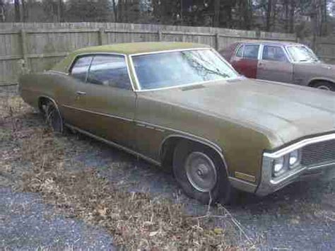 1970 Buick Lesabre For Sale Purchase Used 1970 Buick Lesabre 2 Door Hardtop In