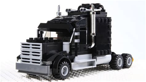lego truck lego truck moc