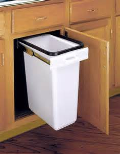 pull out cabinet trash can car interior design