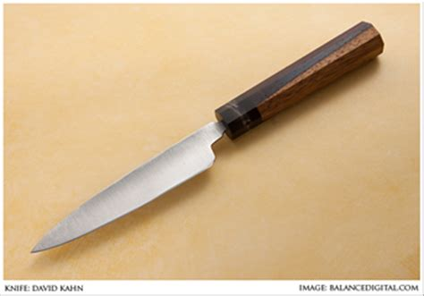 japanese style kitchen knife
