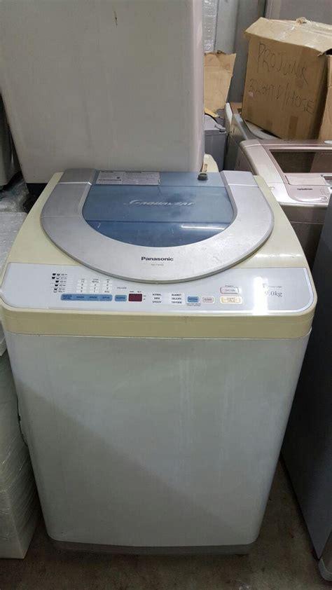 Mesin Cuci Panasonic Auto 9 Kg top panasonic mesin basuh 9kg washing machine auto