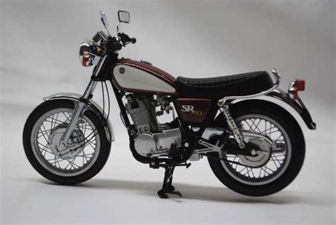 Yamaha Minichamps 1 12 Excellent Detail Yamaha Sr500