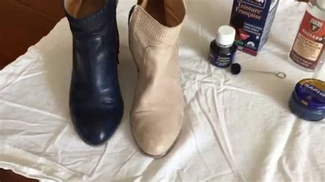 changing the color of smooth leather shoes valmour