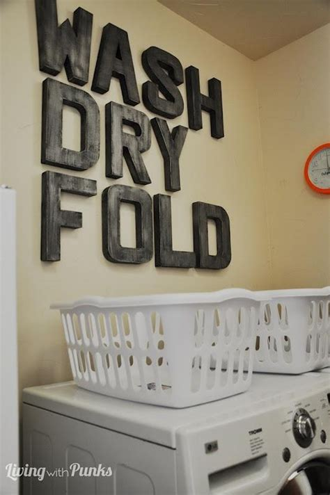 Laundry Room Wall Decor Ideas 8 Artful Ideas For Your Laundry Room