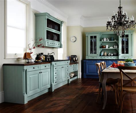 Paint Colors For Kitchen Cabinets by Gallery For Gt Colorful Kitchen Cabinets Ideas