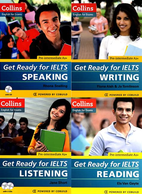 Get Ready For Ielts Writing collins get ready for ielts reading writing listening