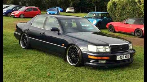 lexus ls400 slammed lexus ls400 v8 slammed car for sale