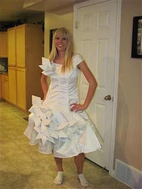 Gaga Origami Dress - gaga origami dress origami