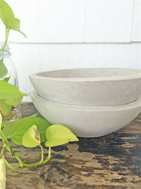 Large Concrete Planter by Large Cement Planter Large Cement Pot Concrete Pot