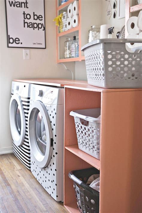 Diy Laundry Room by Diy Laundry Room Shelf A Beautiful Mess
